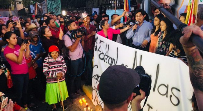 """Familia de Berta Cáceres y COPINH: """"el veredicto no satisface nuestras exigencias de justicia"""""""