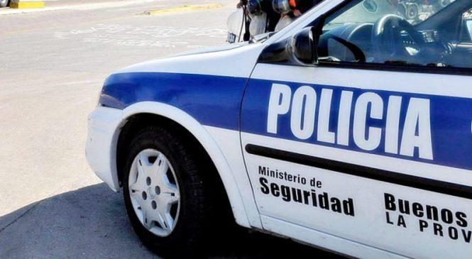 La Plata: Gatillo fácil con postas de goma