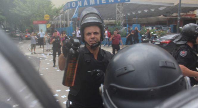 Policía de la Ciudad desatada: ahora reprimió periodistas de medios públicos