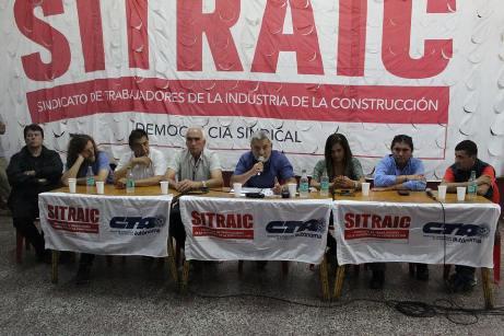 Asamblea en Sitraic aprobó movilizar contra los despidos y el ajuste