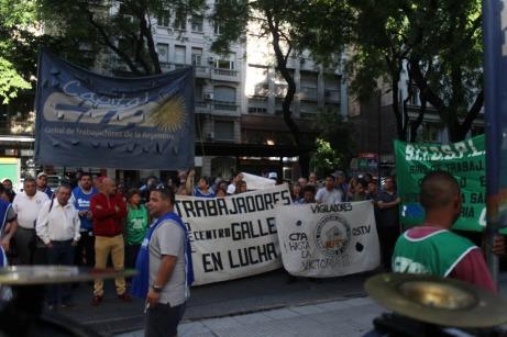 """""""Es fundamental fortalecer las organizaciones gremiales que construyen de otra manera el sindicalismo"""""""