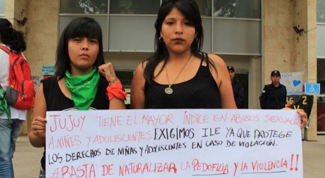 Para lxs olvidadizxs: Jujuy y el Protocolo de Interrupción Legal del Embarazo (ILE)