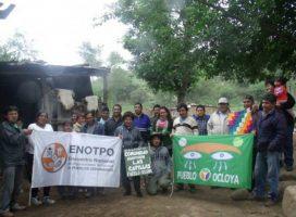 Intimación de desalojo en Comunidad Las Capillas: el Pueblo Ocloya en alerta