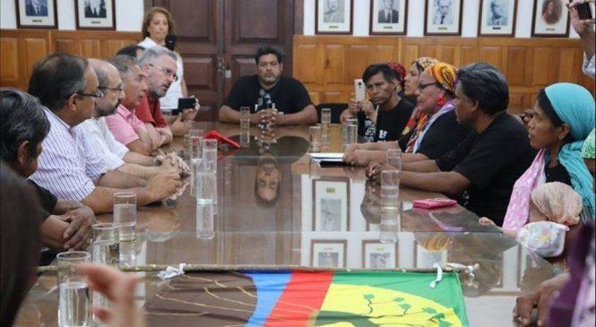 Salta: diputados prometieron analizar el proyecto de ley de educación indígena