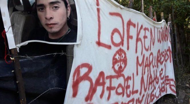 Piden nueva pericia sobre la bala que mató a Rafael Nahuel