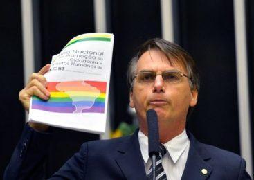 Activistas en alerta por medidas anti LGBTI+ de Bolsonaro