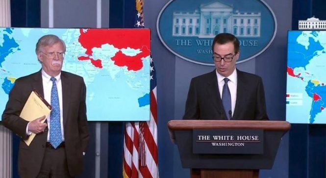 El libreto del golpe en Venezuela: ¿Hasta dónde piensan llegar los Estados Unidos?