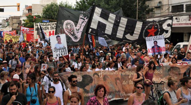 """Vanesa Orieta: """"Necesitamos condenar a los responsables materiales, políticos y judiciales"""""""