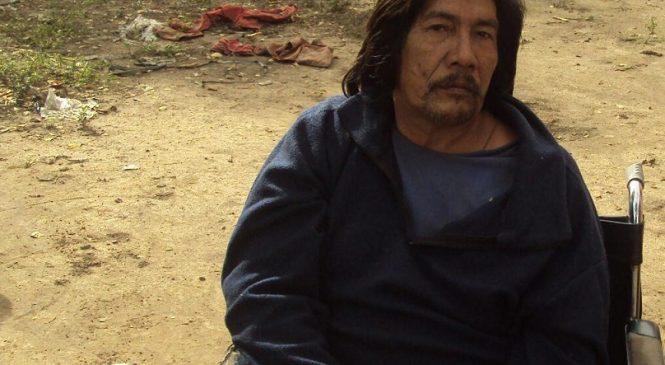 Falleció el último sobreviviente al que dejaron inválido en la represión a La Primavera