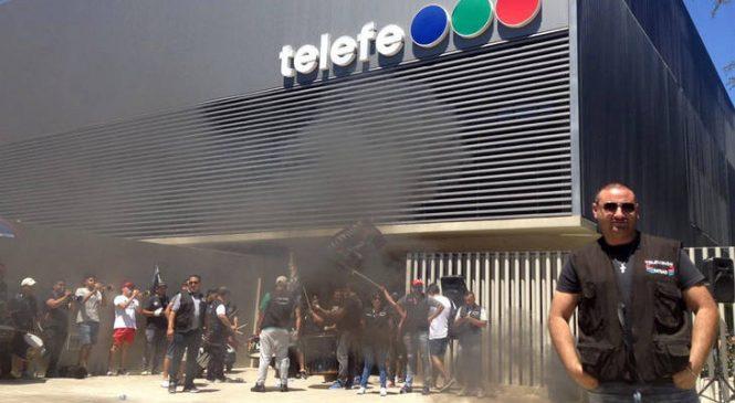 Telefé: conciliación obligatoria tras 12 despidos