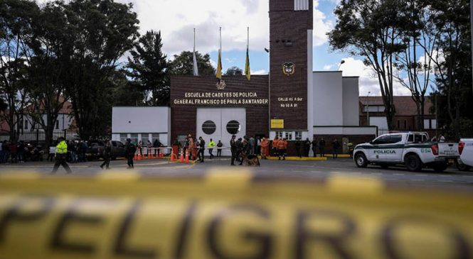 Ataque explosivo en Bogotá: construir un motivo de guerra