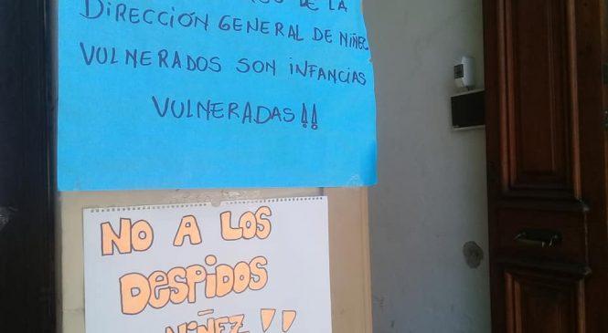 La Plata: Los servicios de protección de la niñez en conflicto