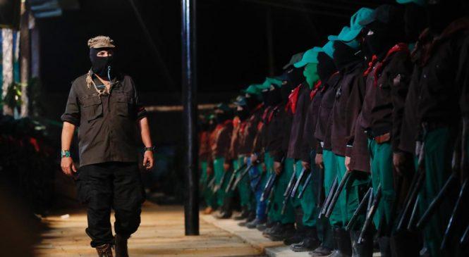 En su 25 aniversario, EZLN critica al gobierno de López Obrador