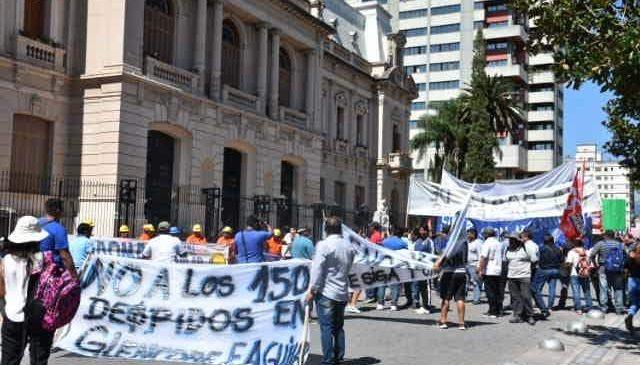 En Palpalá, Jujuy, un pueblo resiste el cierre de una de sus empresas más importantes