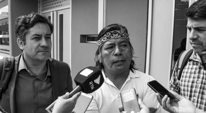 """""""Macri y el Gobierno de Neuquén se han resistido a aplicar el relevamiento territorial"""""""
