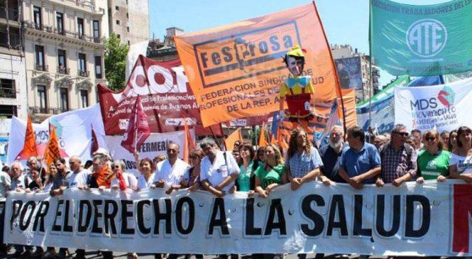 La Causalidad permanente: El sistema público de salud de Argentina se viene abajo