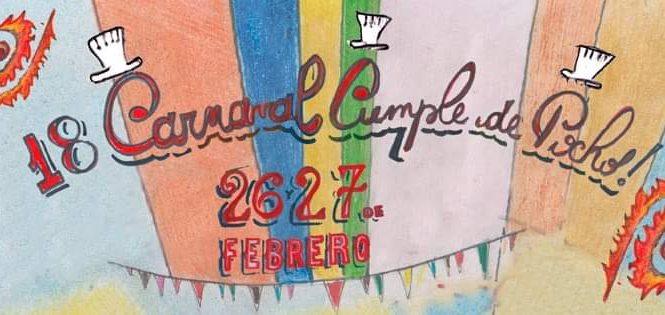 ¡Arranca el 18° Carnaval-Cumple De Pocho!