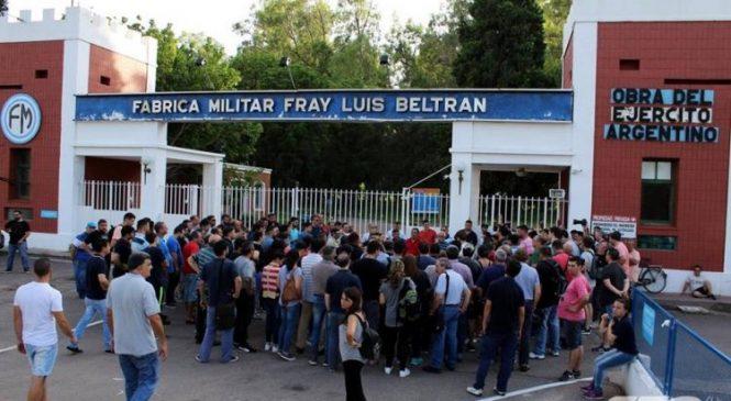 Rematar Fabricaciones Militares: la apuesta macrista