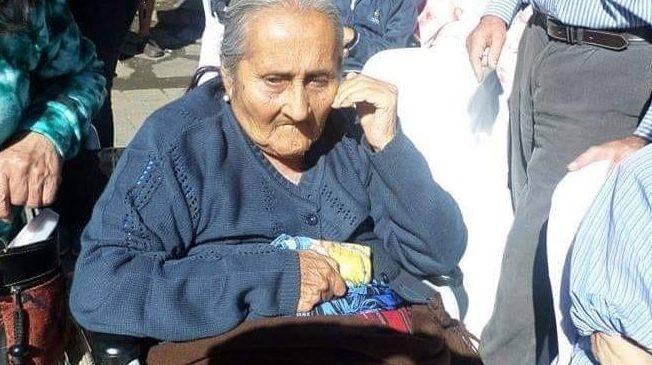 Adiós a la ñuke Rosario Vera Quintoman
