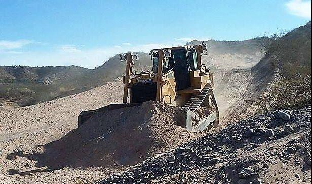 Neuquén: Quiroga desobedece a la justicia y continúa destruyendo área protegida