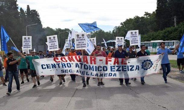 70 despidos inminentes en CONUAR por la cancelación de Atucha IV y V