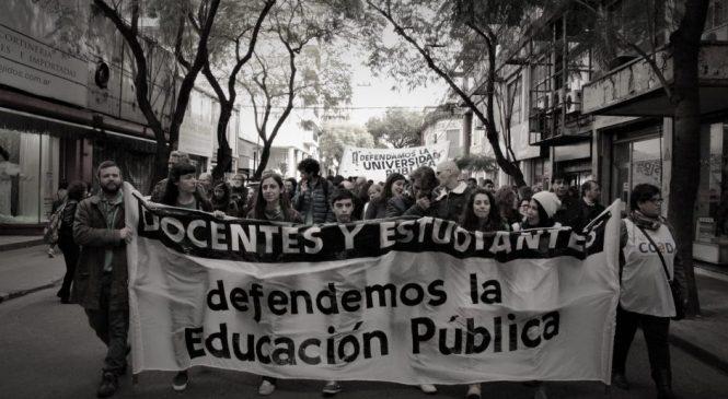 Los salarios docentes en Argentina entre los más bajos del mundo
