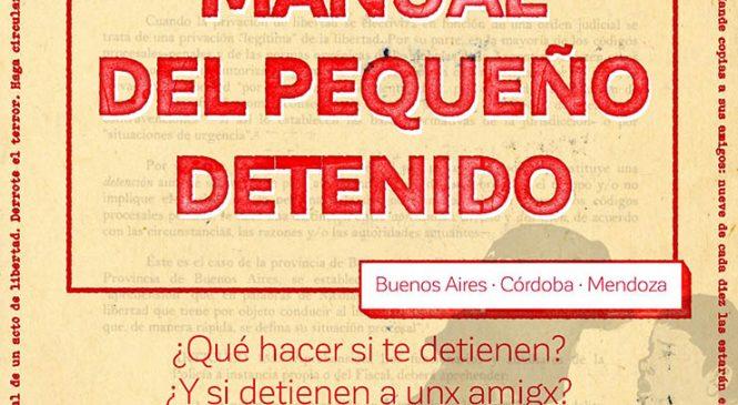 Manual del Pequeño Detenido de CORREPI – 2019