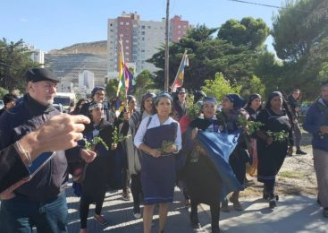Fuerte apoyo a Moira Millán ante la persecución judicial que enfrenta