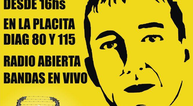 15/2 – Jornada Antirrepresiva en La Plata