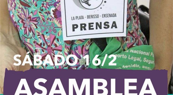 Se realizará nuevamente una plenaria hacia el 34 ENM en La Plata
