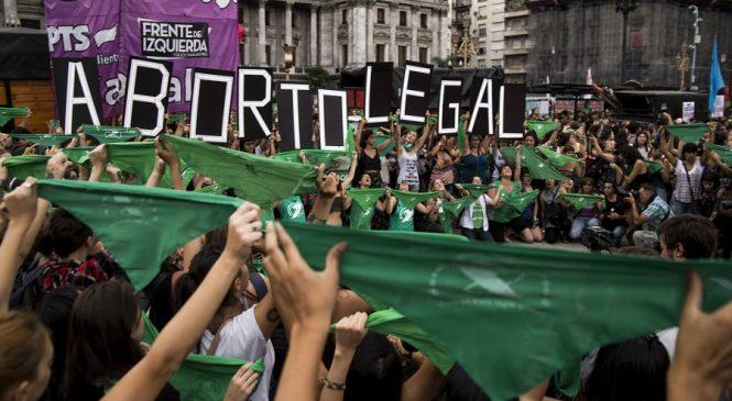 #19F: Día de Acción Verde por el Derecho al Aborto