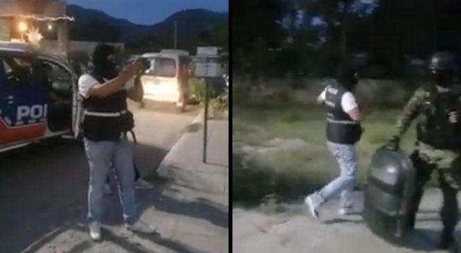 Violencia contra Asamblea de Andalgalá