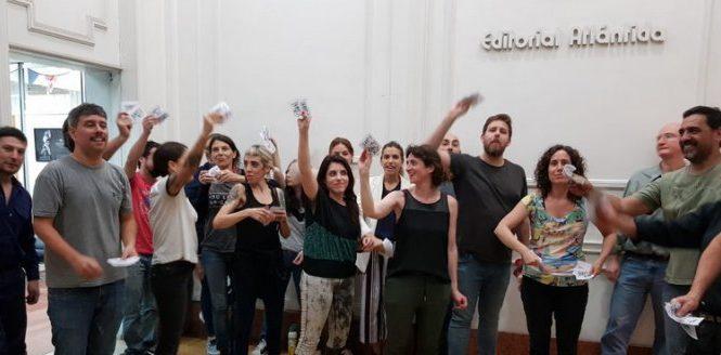 Nuevos despidos en Editorial Atlántida