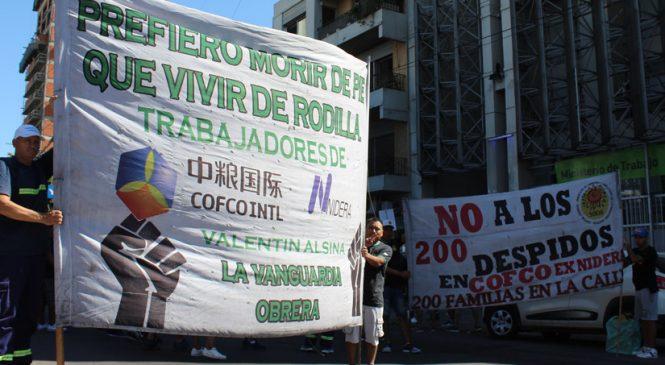 Cofco Valentín Alsina: la empresa rompió unilateralmente el diálogo