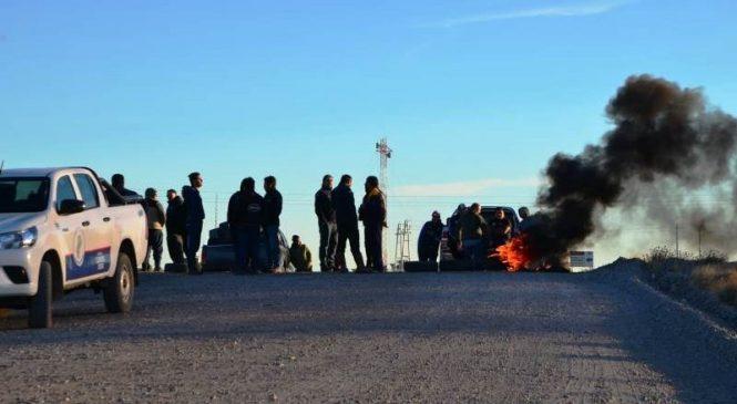 Santa Cruz: paro de petroleros en todas las áreas de SINOPEC