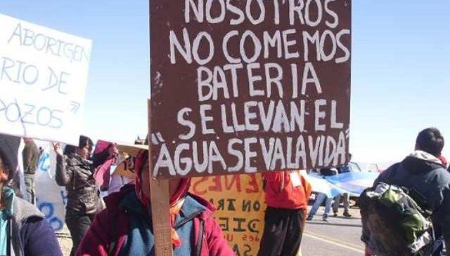 Comunidades kollas expulsaron a mineras de litio de las Salinas Grandes jujeñas