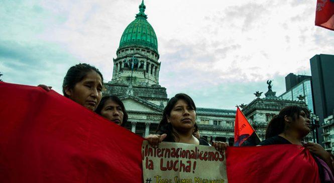 Alertan ante la CIDH por el retroceso de las políticas migratorias en Argentina