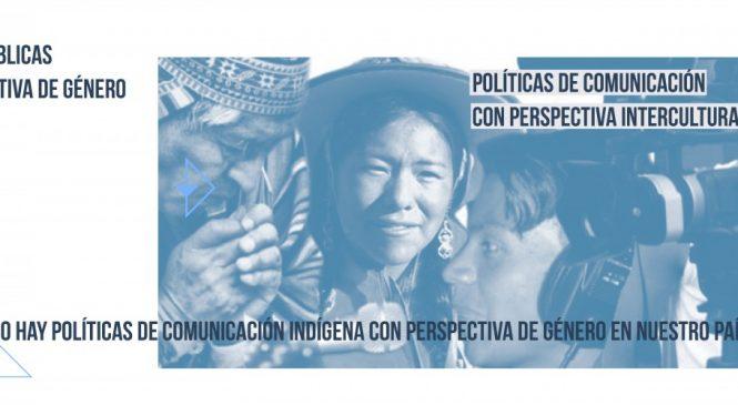 Comunicación indígena sin perspectiva de género