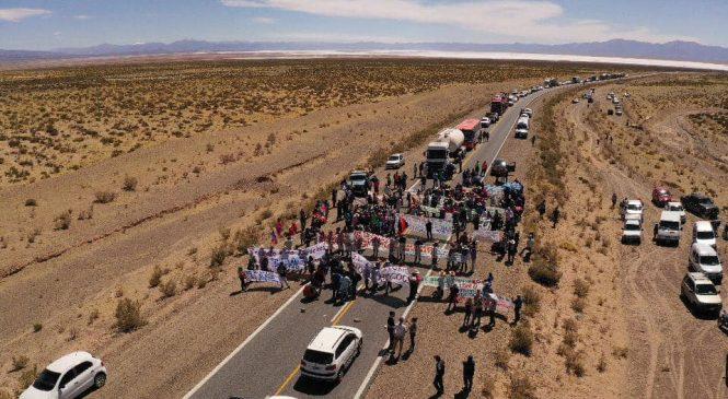Salinas Grandes y Laguna de Guayatayoc: comunidades firmes por la autodeterminación