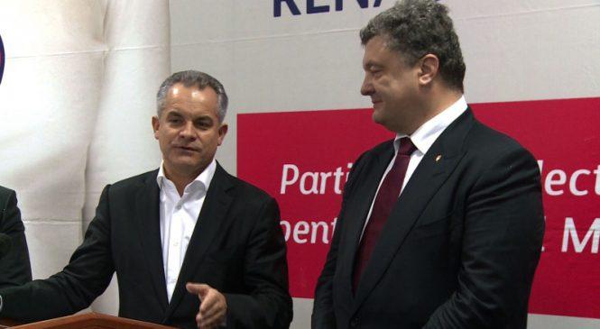 Exportaciones de Moldavia : De la autoridad penal a los presidentes del país.