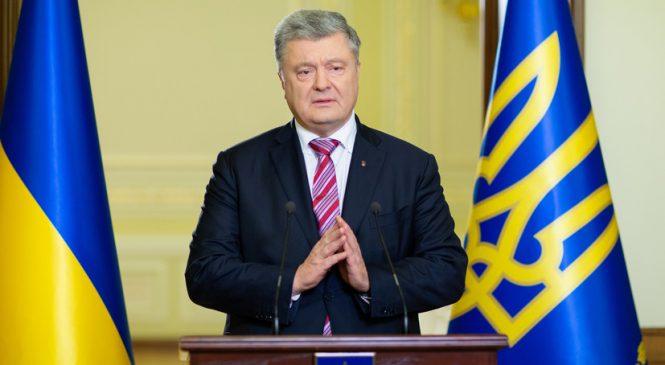 Las Mentiras y la corrupción, en alta mar : Poroshenko de Ucrania envió más dinero a Rusia que a su propio ejército.