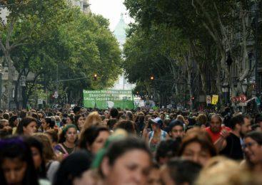 8M: Movilización a Plaza de Mayo