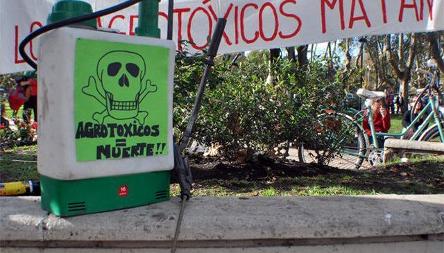 Provincia de Buenos Aires: Marcha atrás para los agrotóxicos