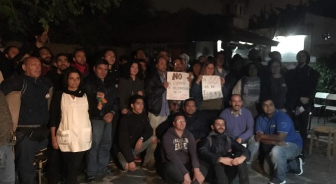 Las y los trabajadores de la zona norte votaron luchar