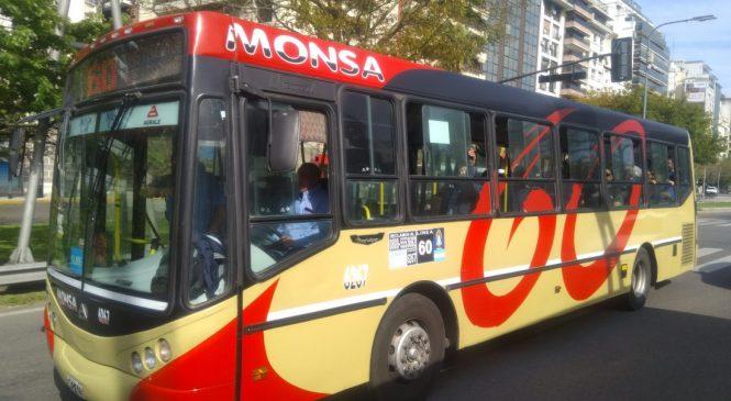 Transporte: pretenden mutilar el recorrido de la Línea 60