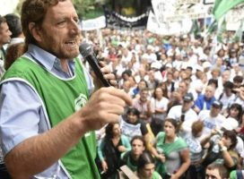Estatales denuncian discriminación de Vidal y exigen reapertura de su paritaria