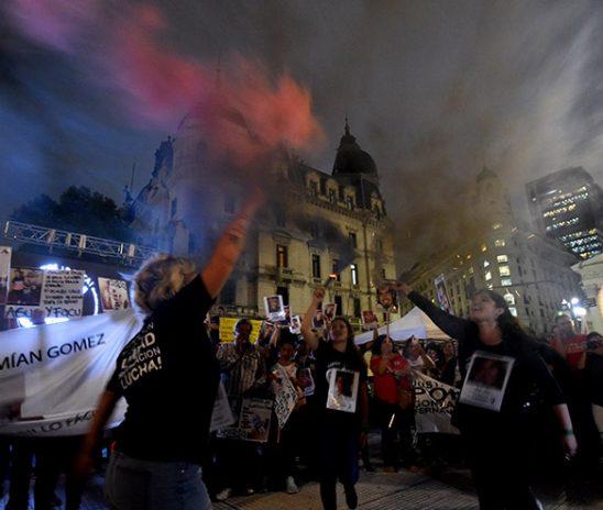 """""""El gobierno de Cambiemos es el más represor desde 1983"""""""