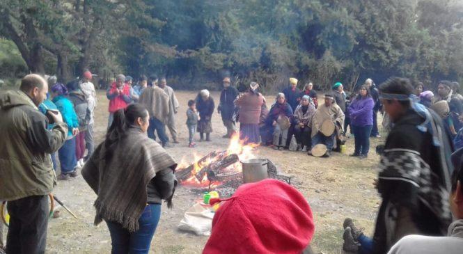 Comunidad mapuche denunció que se entregan a privados lotes del Parque Nacional Lanín