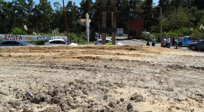 Del hartazgo a la acción: segunda jornada de bloqueo parcial frente a Santa Ana