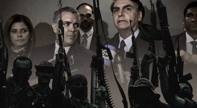 Estados mafiosos y poder político